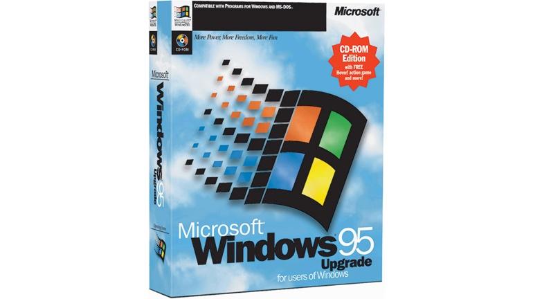 """윈도우95 출시 20주년 """"이걸 대체 어떻게 썼지?"""""""