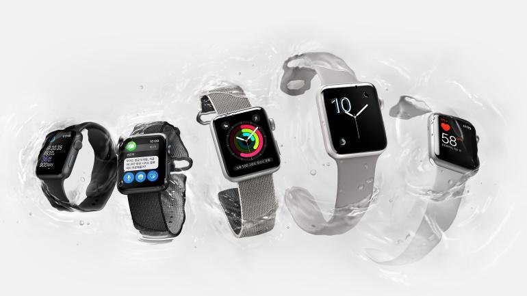 """애플워치 시리즈2 """"성능 경쟁보다는 편의성"""""""