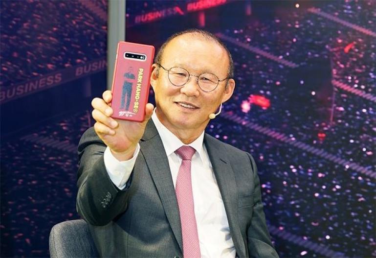 삼성, '갤럭시S10+ 박항서 에디션' 출시
