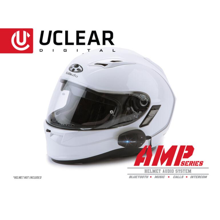 유클리어 디지털, 헬멧 블루투스 헤드셋 'AMP PRO' 출시