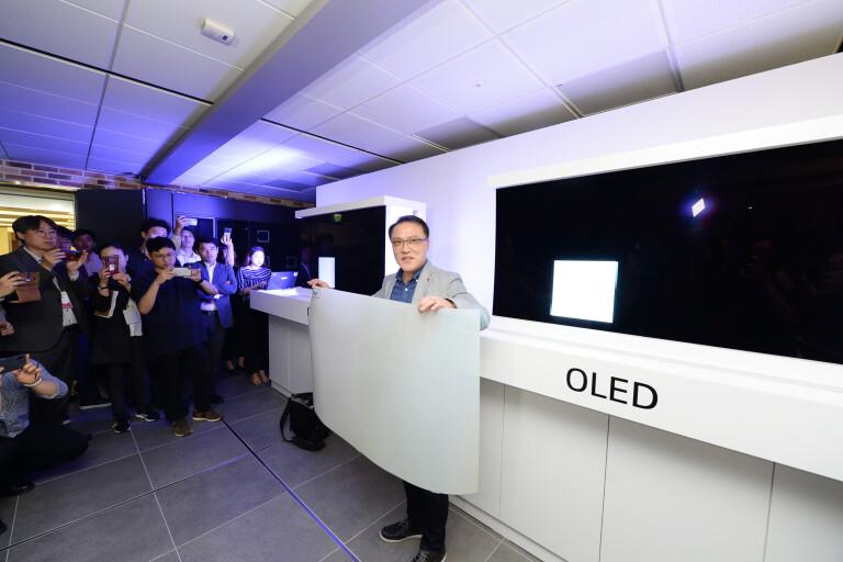 "LG전자 ""삼성 QLED TV 화질 선명도 8K 국제 기준에 미달"""
