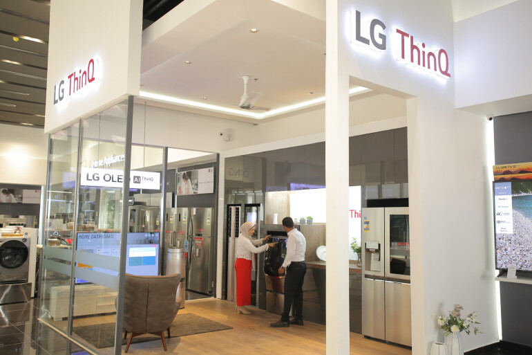 LG전자,이집트 뉴카이로에 LG 씽큐 브랜드숍 오픈