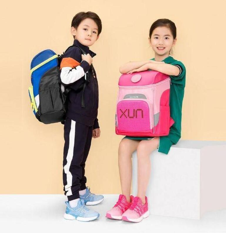 [유기자의 차이나샵#] '부모 안심' 샤오미 어린이용 위치인식 책가방신발