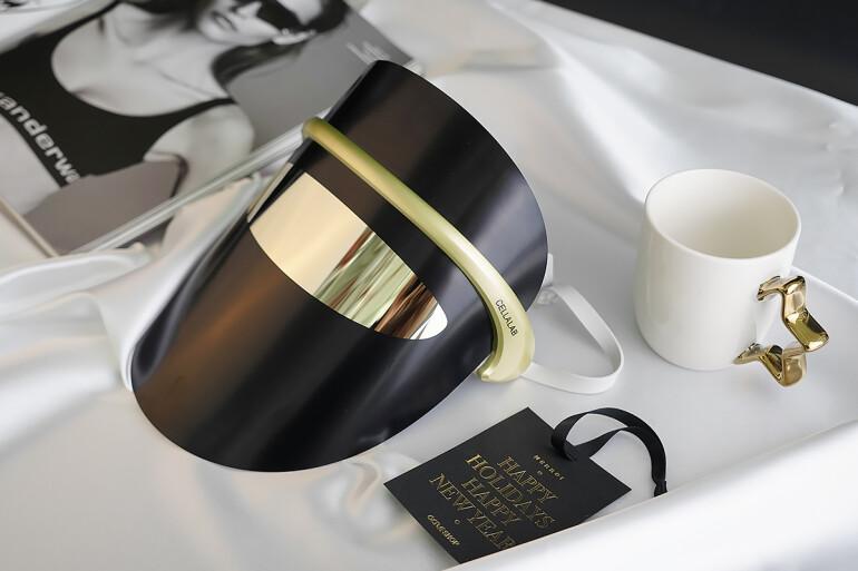 셀라랩 에이치앤비, '셀라랩 LED 테라피 마스크 블랙 에디션' 출시